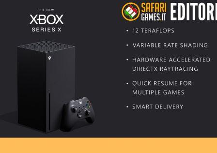 Xbox Series X e la lettera di Phil Spencer cover