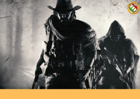 Hunt Showdown logo