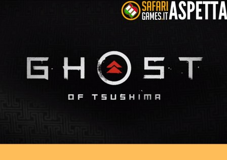 Ghost of Tsushima - cover