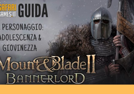 Guida Mount & Blade II: Bannerlord in Italiano
