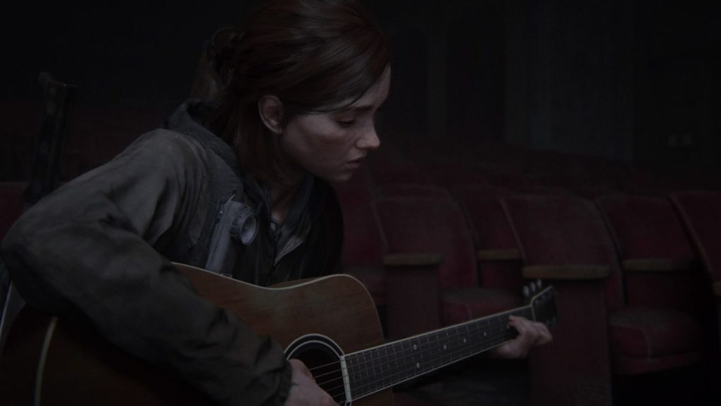 The Last of Us Part II _ Chitarra