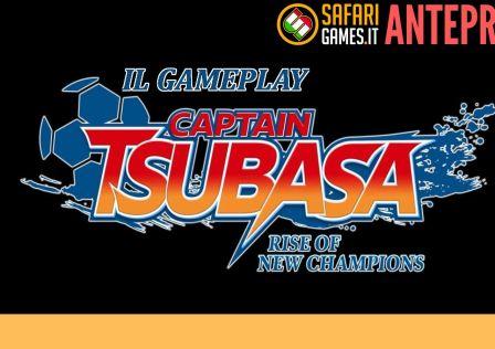 Captain Tsubasa Gameplay