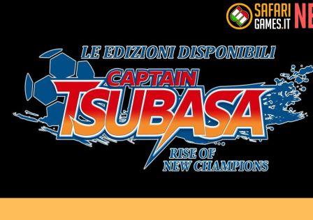 Edizioni Captain Tsubasa