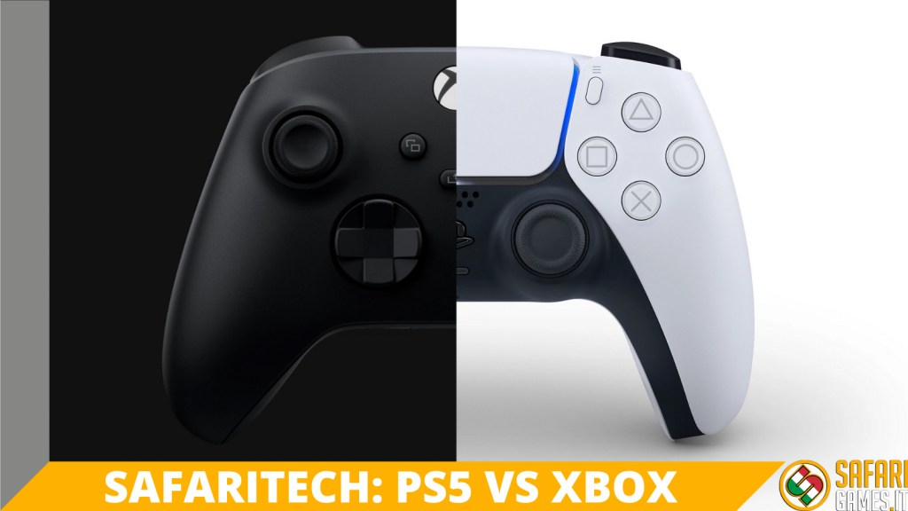 PS5 vs Xbox Series