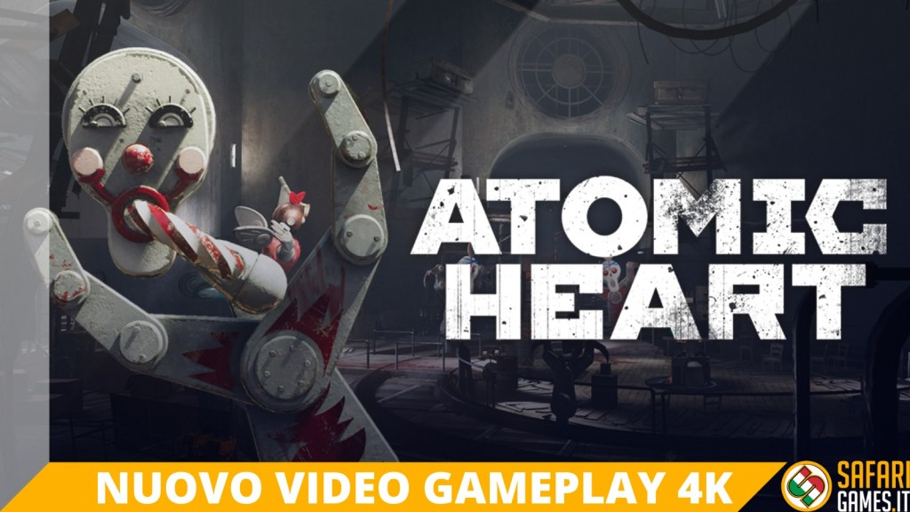Atomic Heart next gen