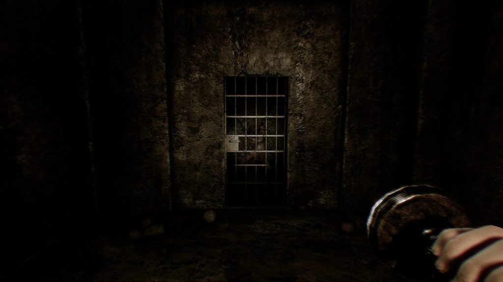 Il sotterraneo in The Dark Occult