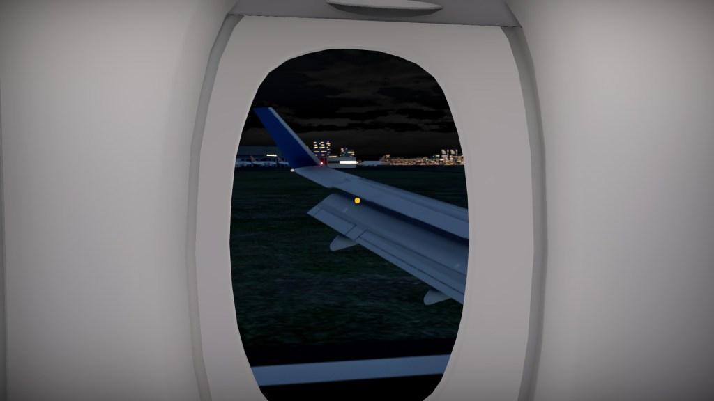 Airplane Mode _ decollo