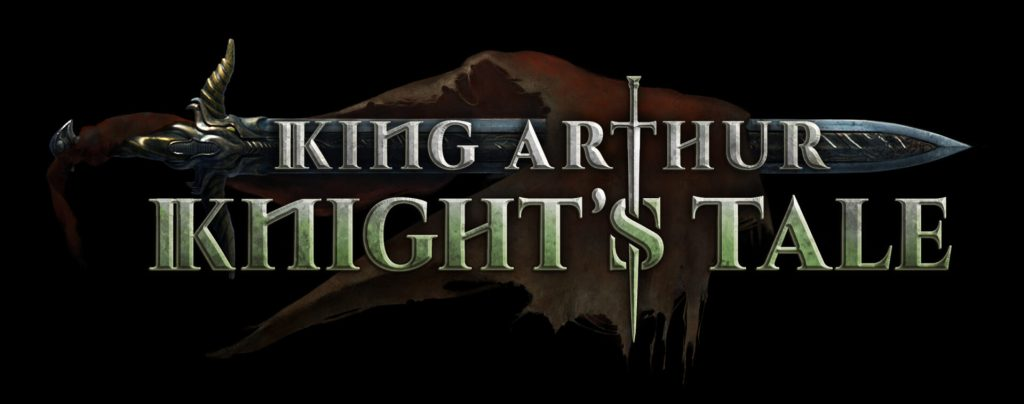 King Arthur: Knight's Tale - Logo