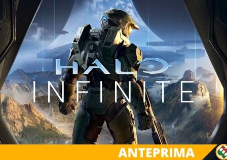 Halo Infinite Anteprima