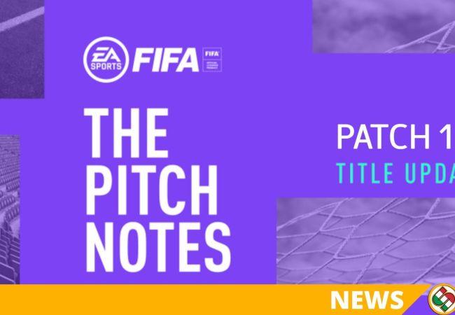 Copertina FIFA 21 Patch 1.11