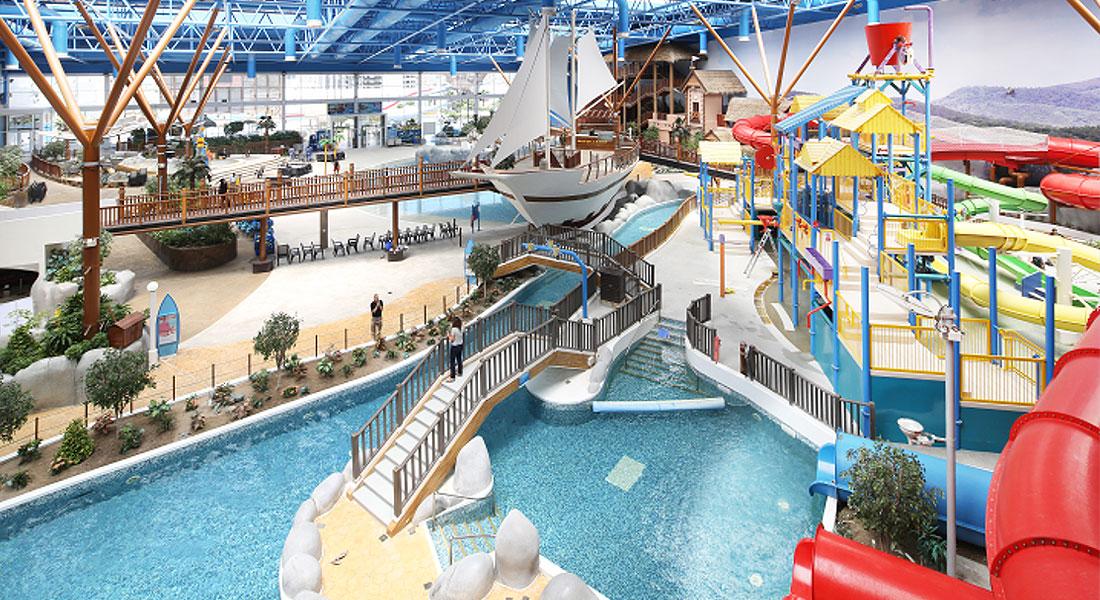 بالصور .. تعرف على افضل مدن الملاهي والالعاب المائية في المنامة – سفاري نت