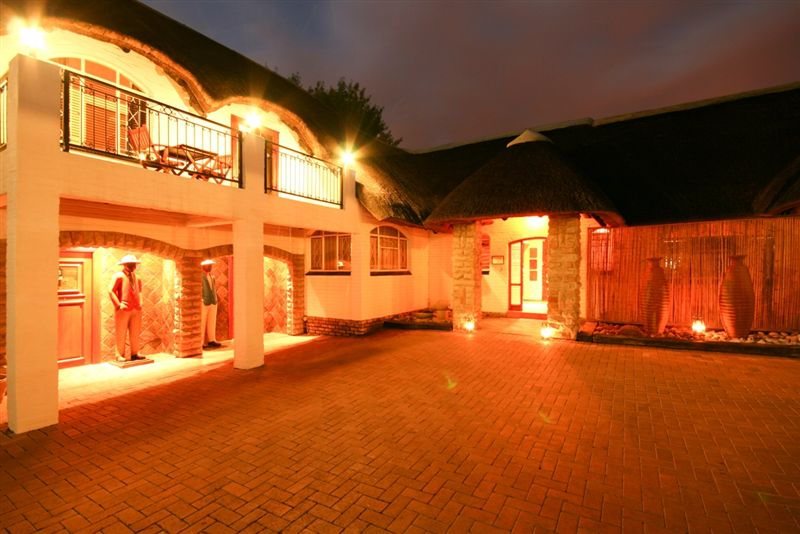Africlassic River Lodge  Rivonia in Johannesburg