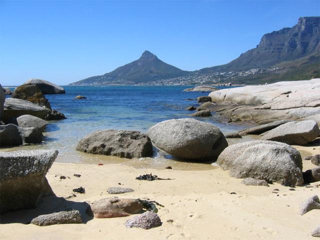 Oudekraal Beach  Table Mountain National Park Beaches