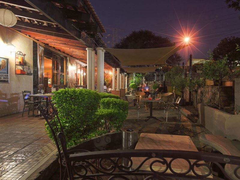 Casa Toscana Lodge  Pretoria Accommodation  WeekendGetaways