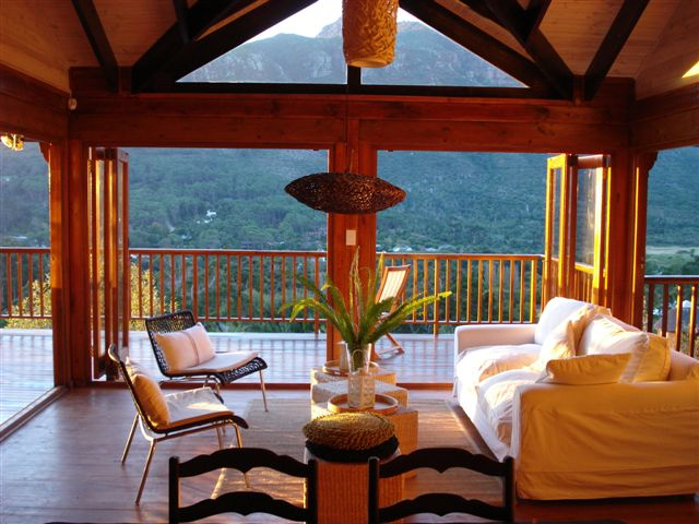 Blackwood Log Cabin Cape Town  Your Cape Town South Africa