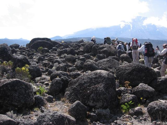 5 Day Trekking Kilimanjaro Marangu Route