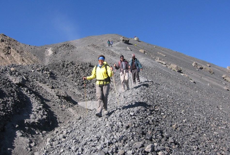 10 Days Kilimanjaro Hiking Lemosho Route