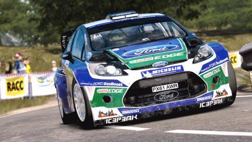 WRC Live Center