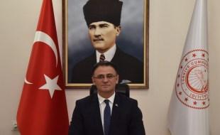 Vali Dr. Ozan Balcı'nın Atatürk'ün Tokat'a Teşriflerinin 101. Yılı Mesajı