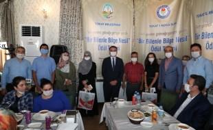 Vali Dr. Ozan Balcı, Bir Bilenle Bilge Nesil Yarışması Ödül Törenine Katıldı