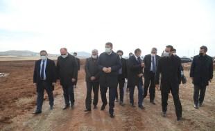 Demirağ OSB ve 'Lojistik Köy' Projesi Sivas'a Güç Katacak