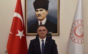 Vali Dr. Ozan Balcı'nın Kütüphaneler Haftası Mesajı