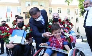 Zile Bedensel Engelliler Gençlik Spor Kulübü'nden Büyük Başarı