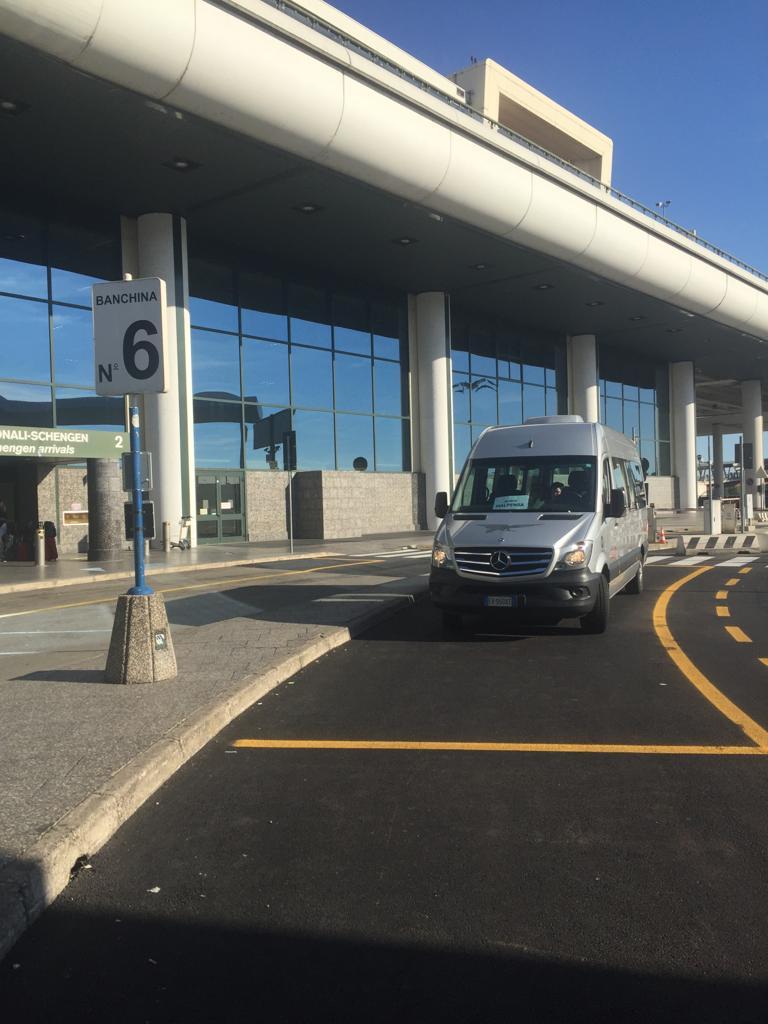 Alibus Malpensa Lago Maggiore Navetta Aeroportuale Saf