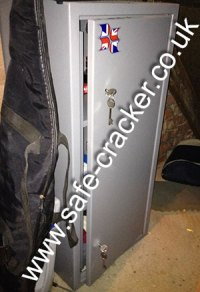 Gun safe opening service all Gun safes opened Boxx Sentry