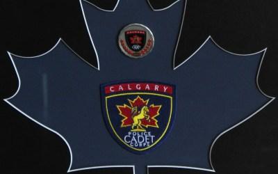 Calgary Police Cadet Corps Award