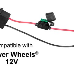 Power Wheels 6v Wiring Diagram Saab 9 5 Parts Powewheels Wire Harness 23 Images