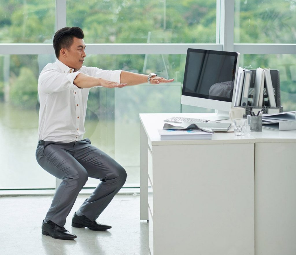 chair for office healthy task chairs without arms 10-mins exercises at work a healthier mind