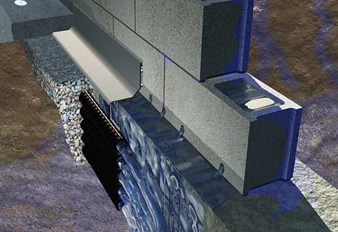 safebasements multi flow drain tile