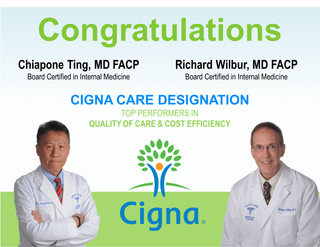 Cigna Ranks Safecare's Physicians as Top Performers ...