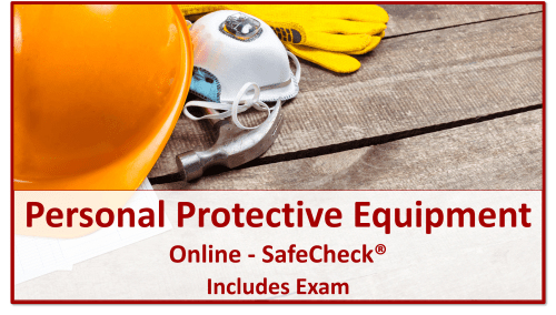 SafeCheck Personal Protective Equipment