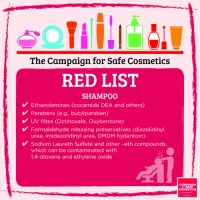Red List - Safe Cosmetics