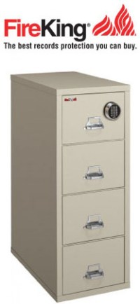 Fireking Fireproof File Cabinet