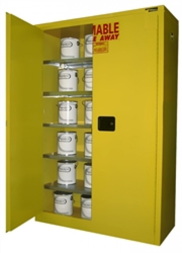 P360 Securall Flammable Paint  Ink Storage Cabinet OSHA