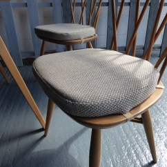 Replacement Foam For Dining Room Chairs Swing Chair Cushions Only Ercol 365 Seat Cushion And Cover In Porter