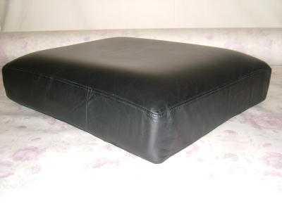 foam cushion replacements for sofas black sectional sofa canada safefoam leather cover replacement