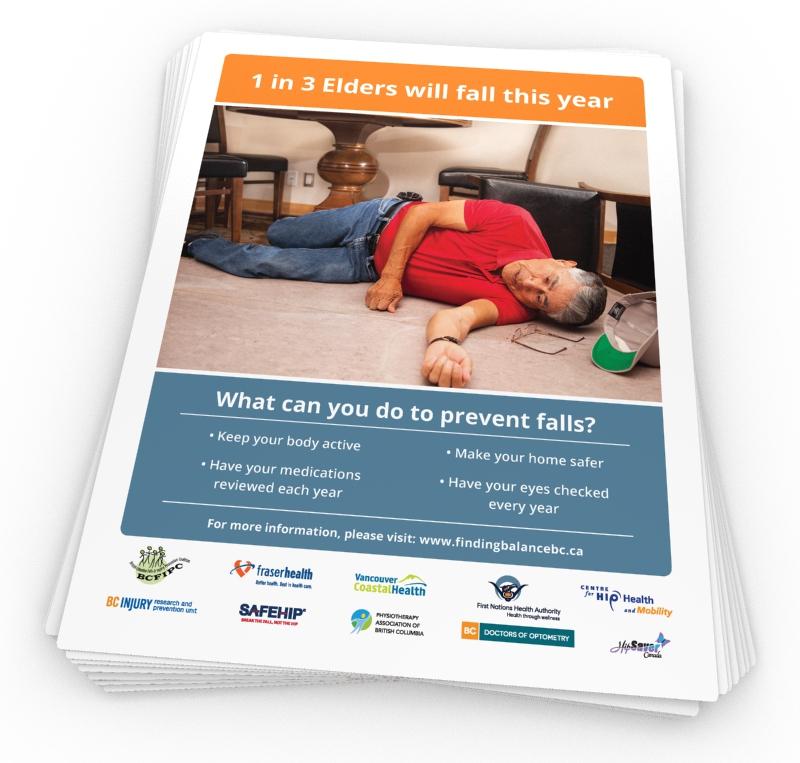 Safe For Elders Poster Stack