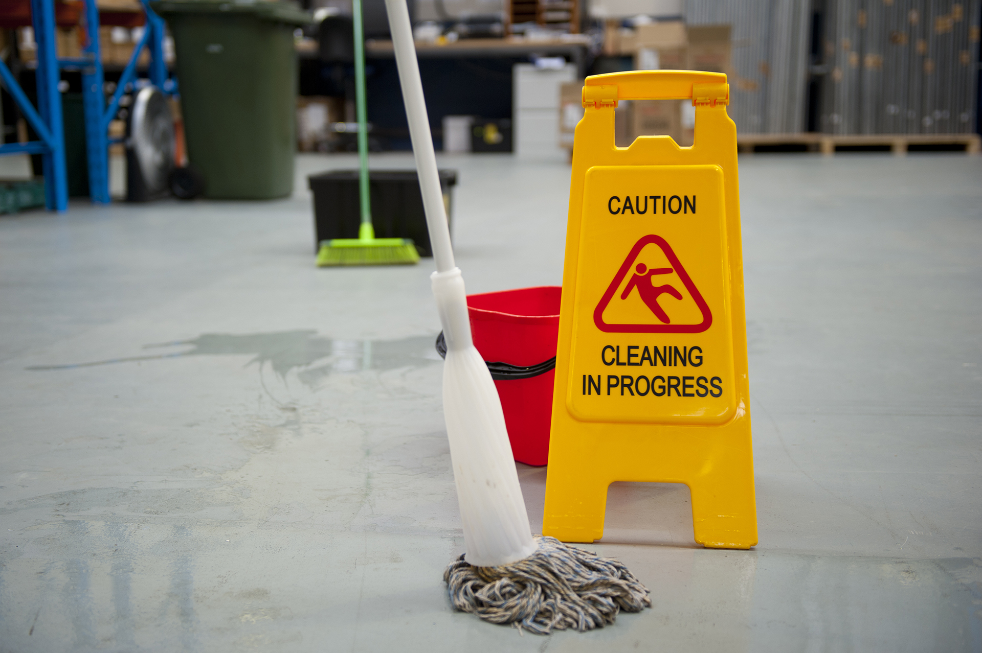 Warehouse Housekeeping to Improve Safety | The Safegard