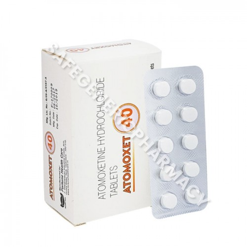 Buy Atomoxet 40mg online ( Atomoxetine 40mg ) At Low Price