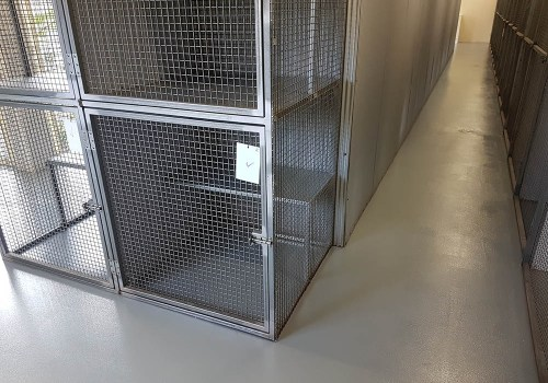 cat kennels commercial flooring 8