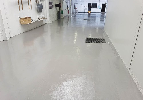 smash repair shop flooring 12