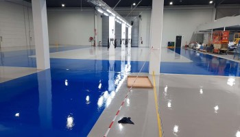 Botany Car Repairers - Commercial Flooring