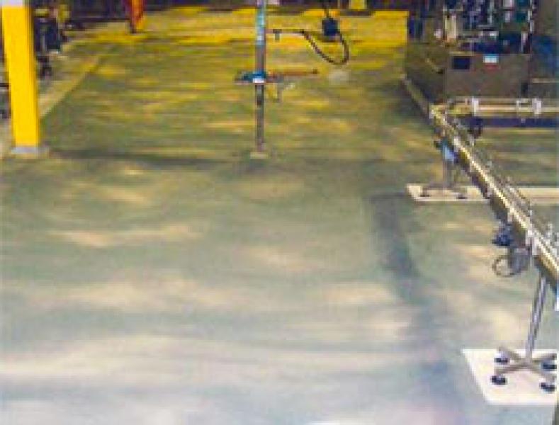 Epoxy Resins - Commercial Flooring