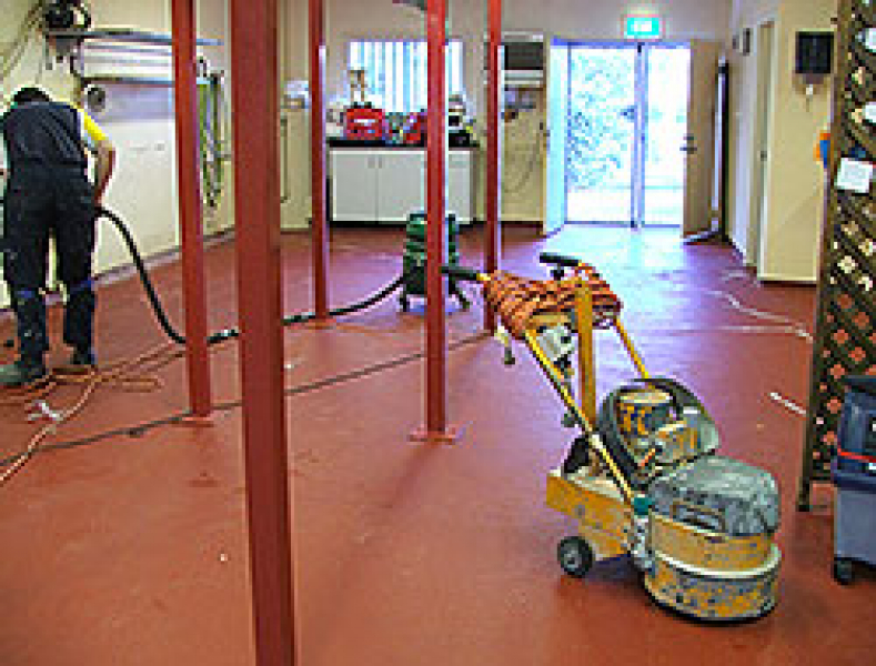 Food Safe and OH&S Flooring - Commercial Flooring