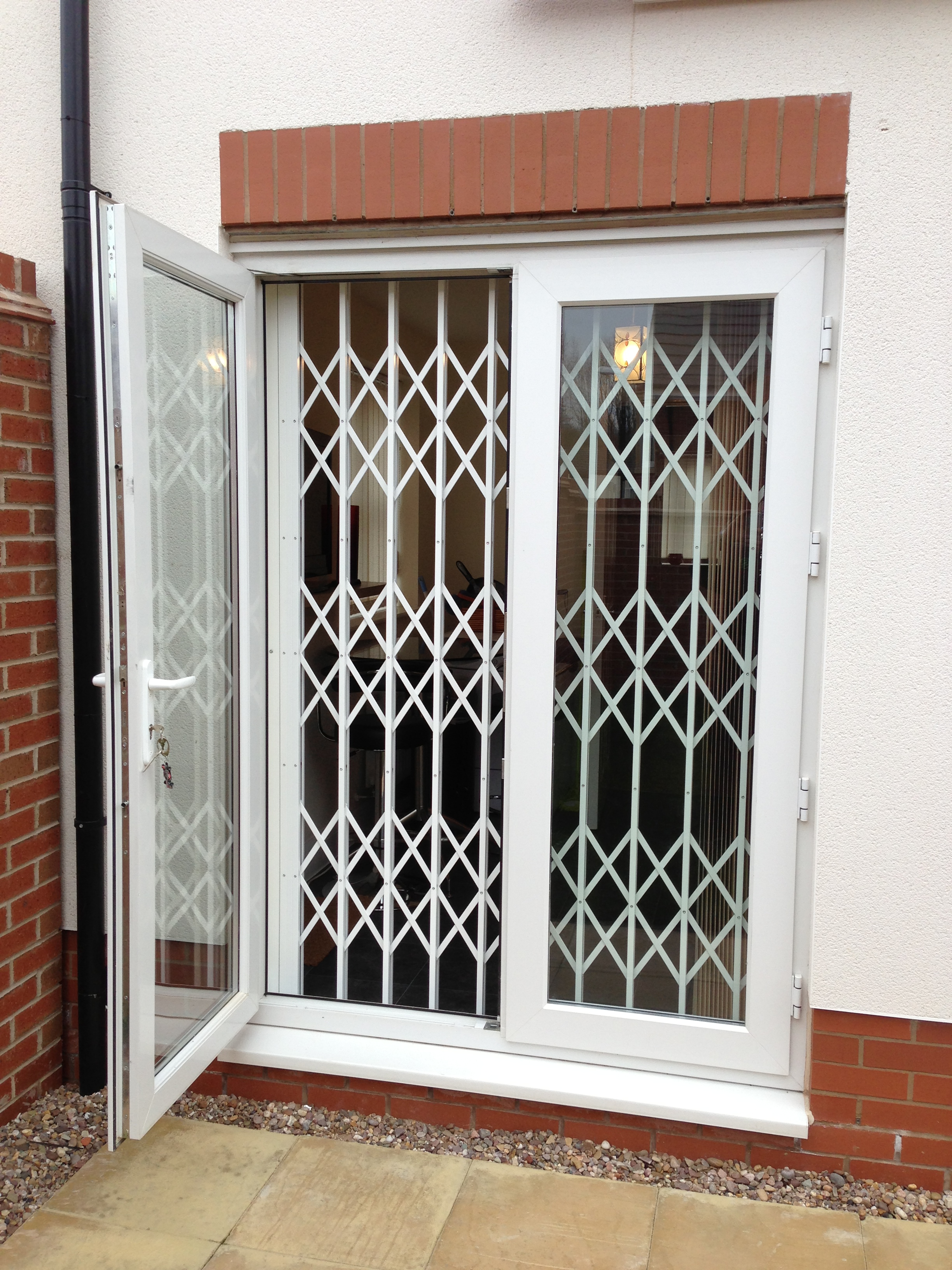 PatioFrench Doors  Safeguard Security