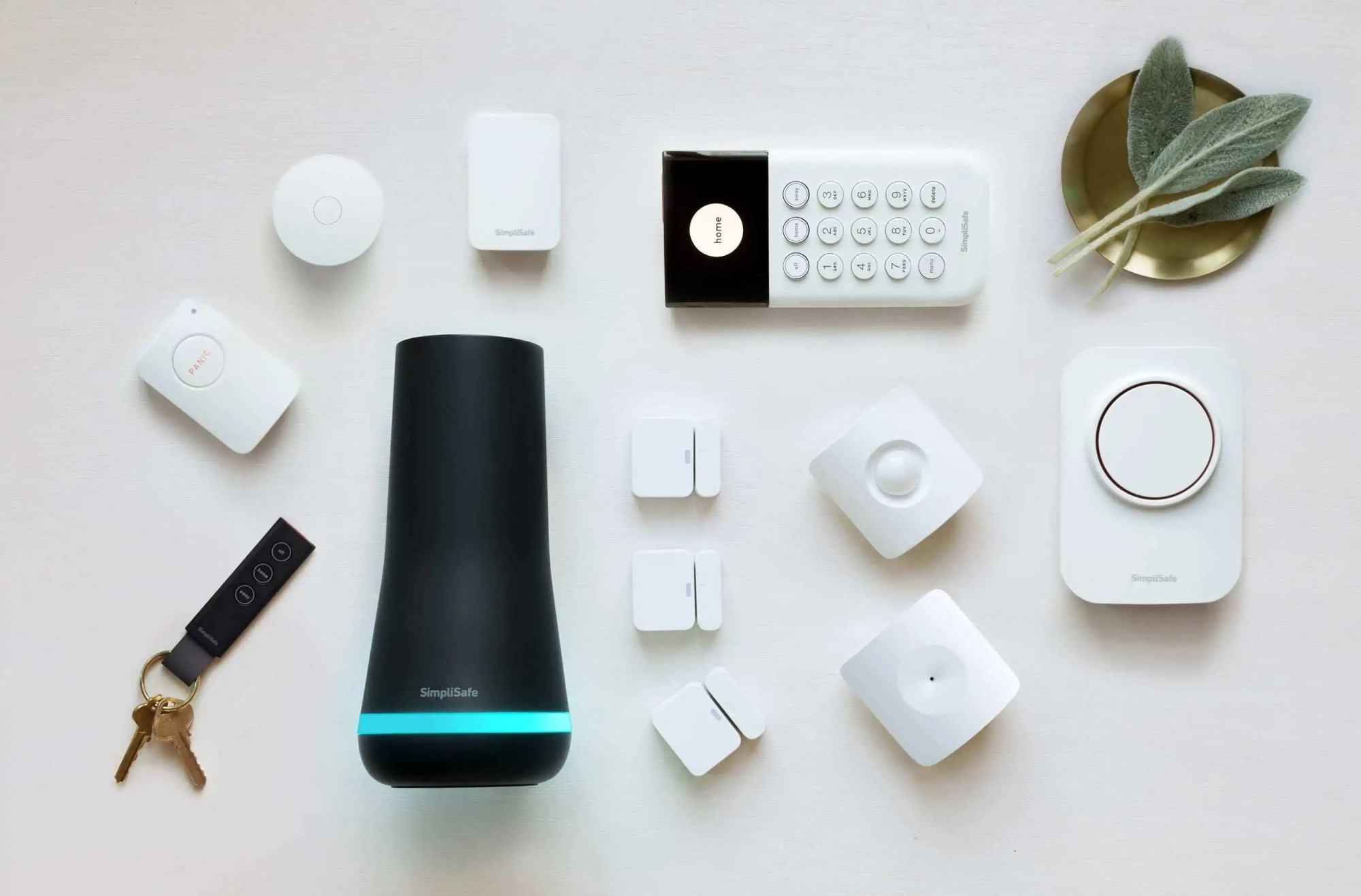 hight resolution of simplisafe package